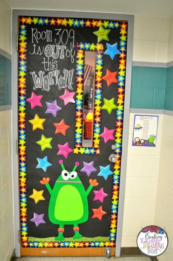 Classroom Door Decoration Ideas Teaching Through The Arts